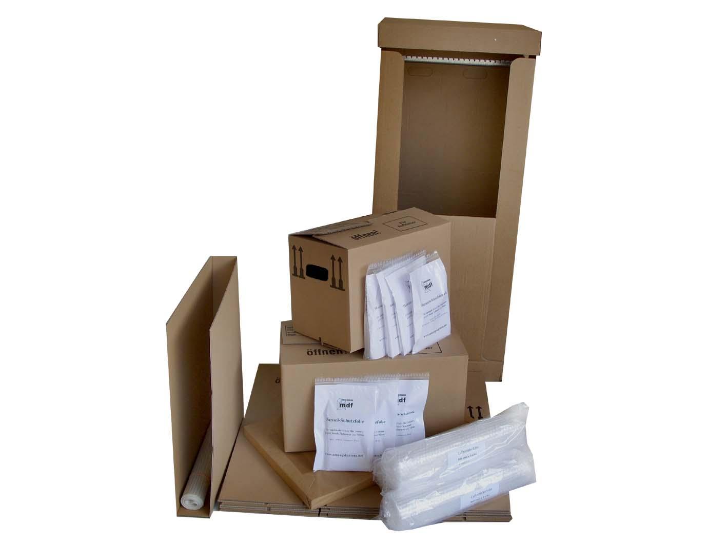 Umzugs-Komplett Paket Family 2