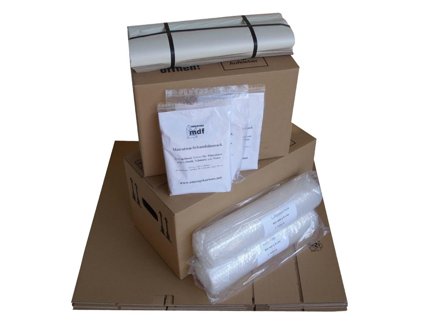 Umzugs-Komplett Paket PARTNER 2